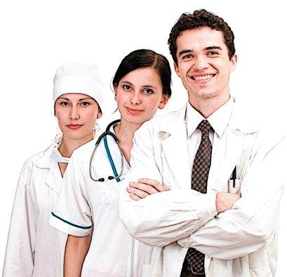 Специалисты в области медицинских