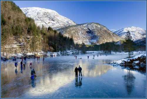 Туры в Норвегию отдых в Норвегии 2018  туроператор DSBW